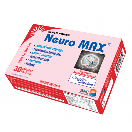 Super Power Neuro hộp 30 viên