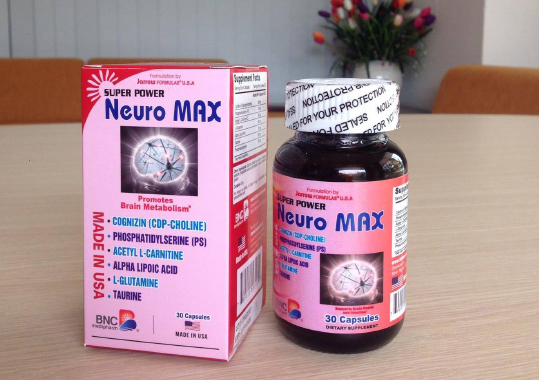 Super Power Neuro max2