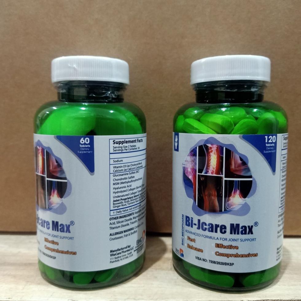 bi-jcare max 60 vien và 120 vien