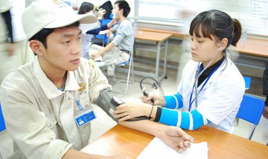 Phòng ngừa bệnh viêm gan b bằng cách tiêm chủng