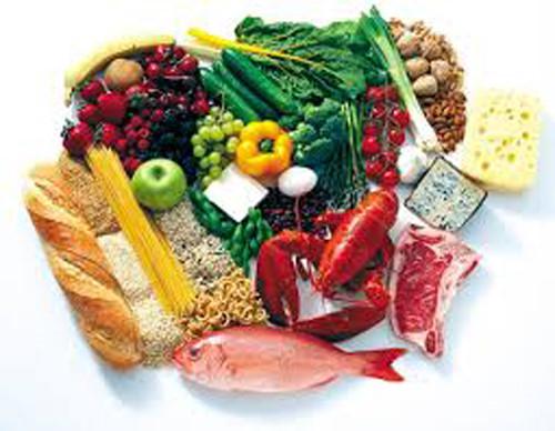 Bổ sung thực phẩm chứa hàm lượng cholesterol thấp