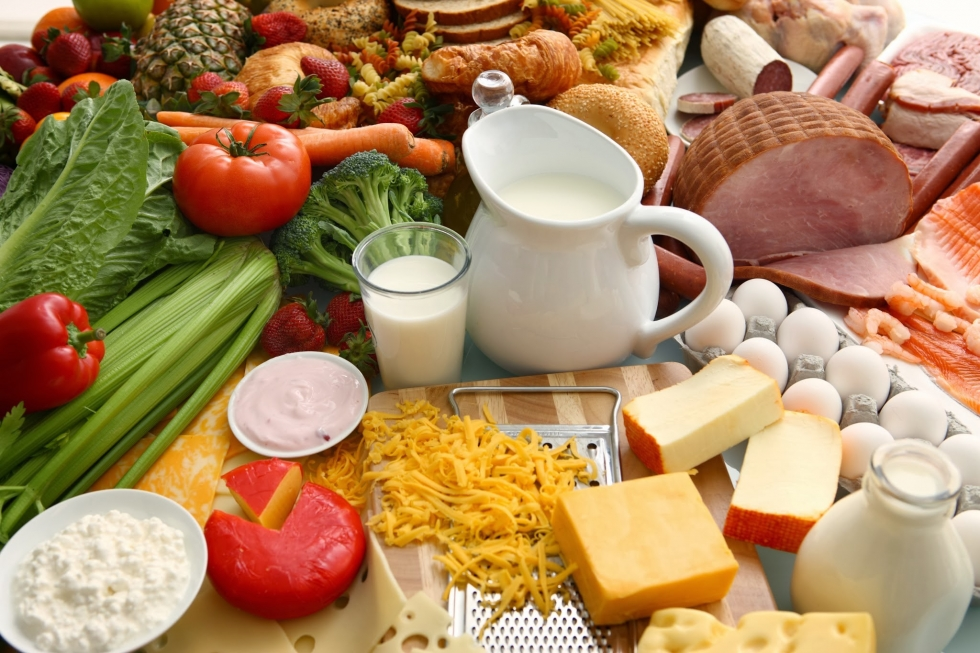 có chế độ ăn uống hợp lý