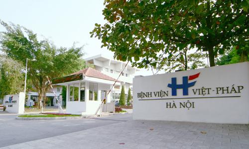 Bệnh viện Việt- Pháp