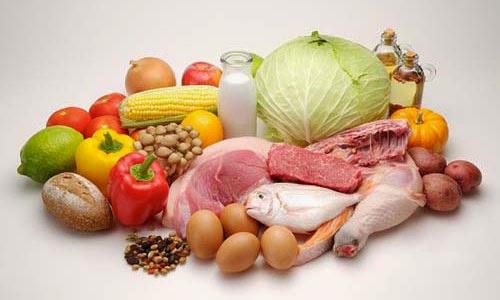 Bổ sung chế độ ăn uống đầy đủ chất dinh dưỡng